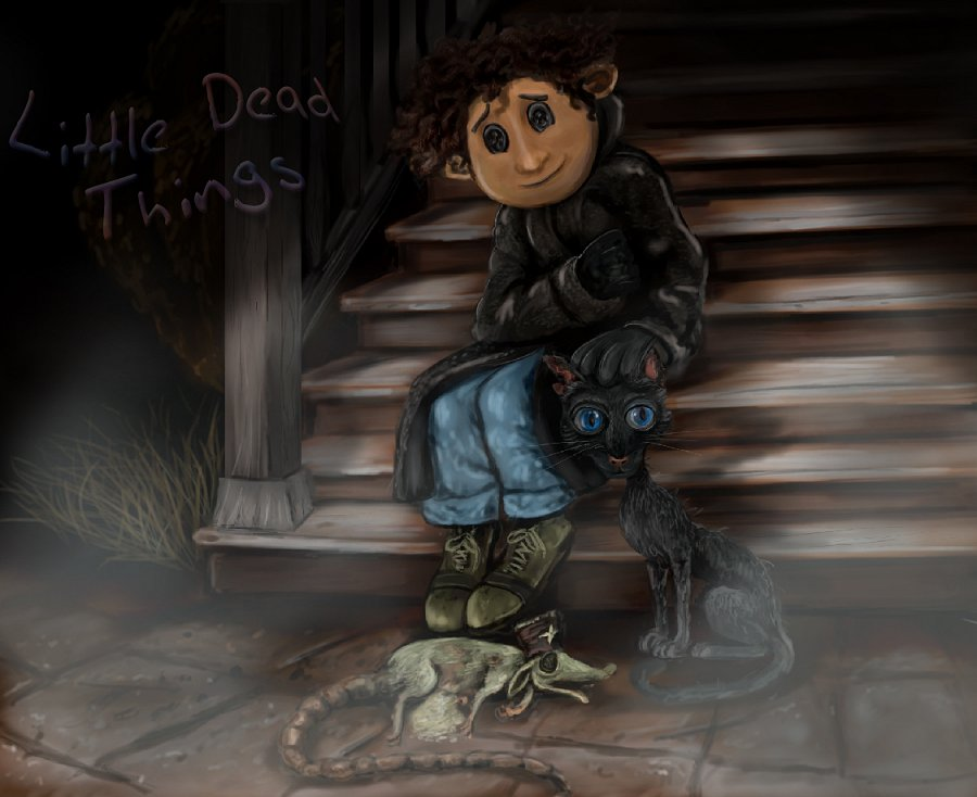 Coraline other wybie by coralinefc on deviantart coraline other wybie by coralinefc altavistaventures Choice Image