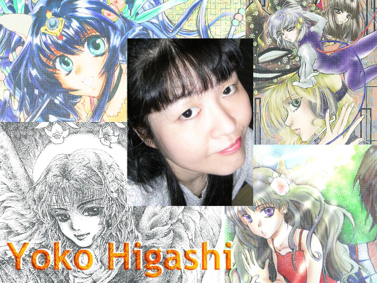 Illustration and Yoko Higashi Photo by Yoko-Higashi