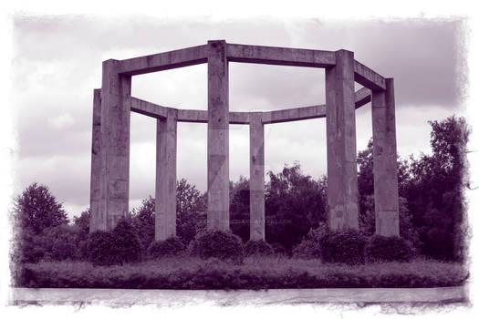 Monument violet