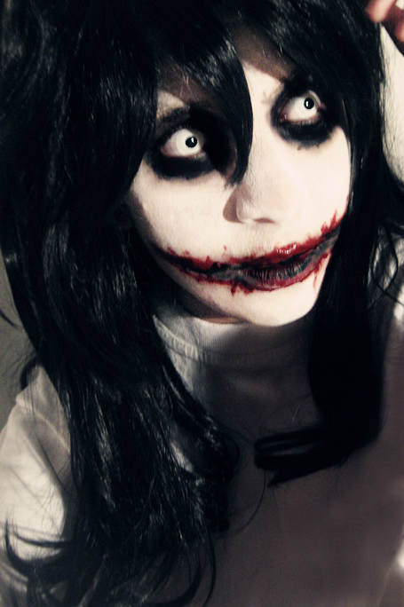 Jeff the killer cosplay- You lied to me, Mommy by haozeke93