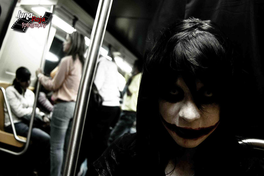Jeff The Killer Cosplay By Ladybuglet | Apps Directories