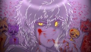 Purple Guy, Vincent.
