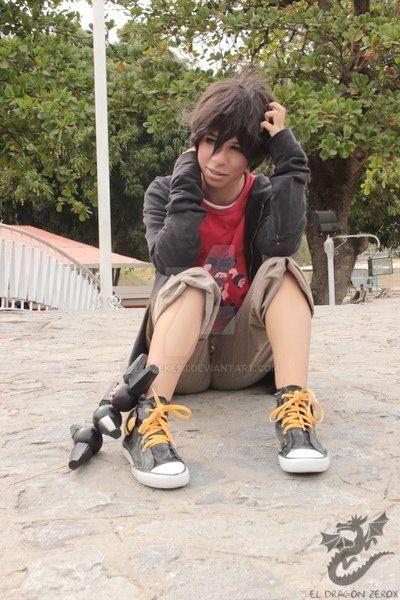 Hiro Hamada cosplay by haozeke93