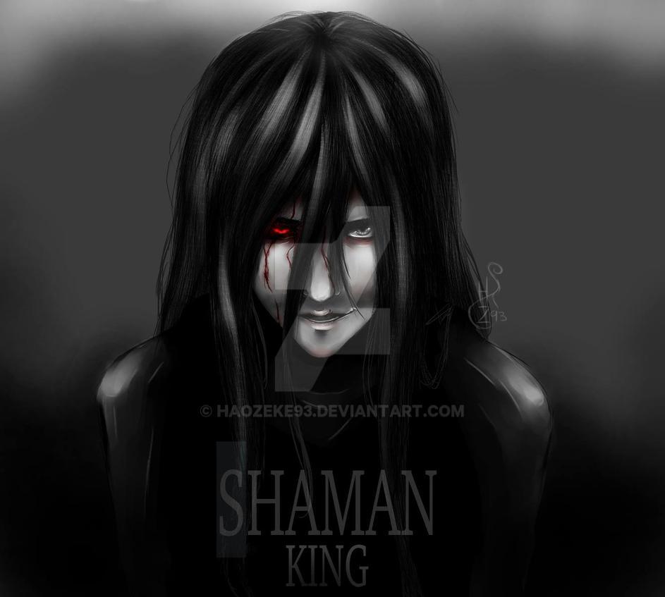 The Shaman King by haozeke93