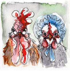 Concervative Chickens