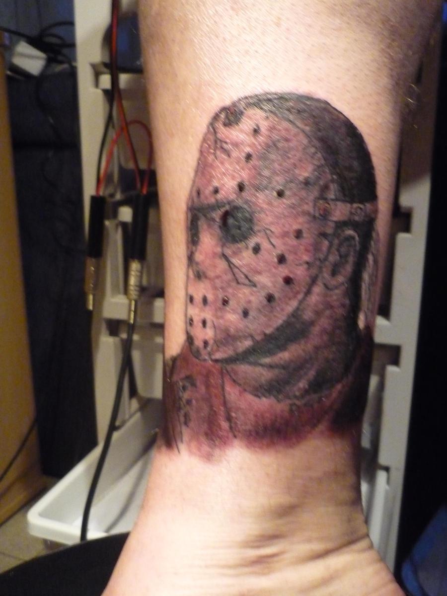 Pin Jason Voorhees Tattoo Zimbio Ptaxdyndnsorg on Pinterest