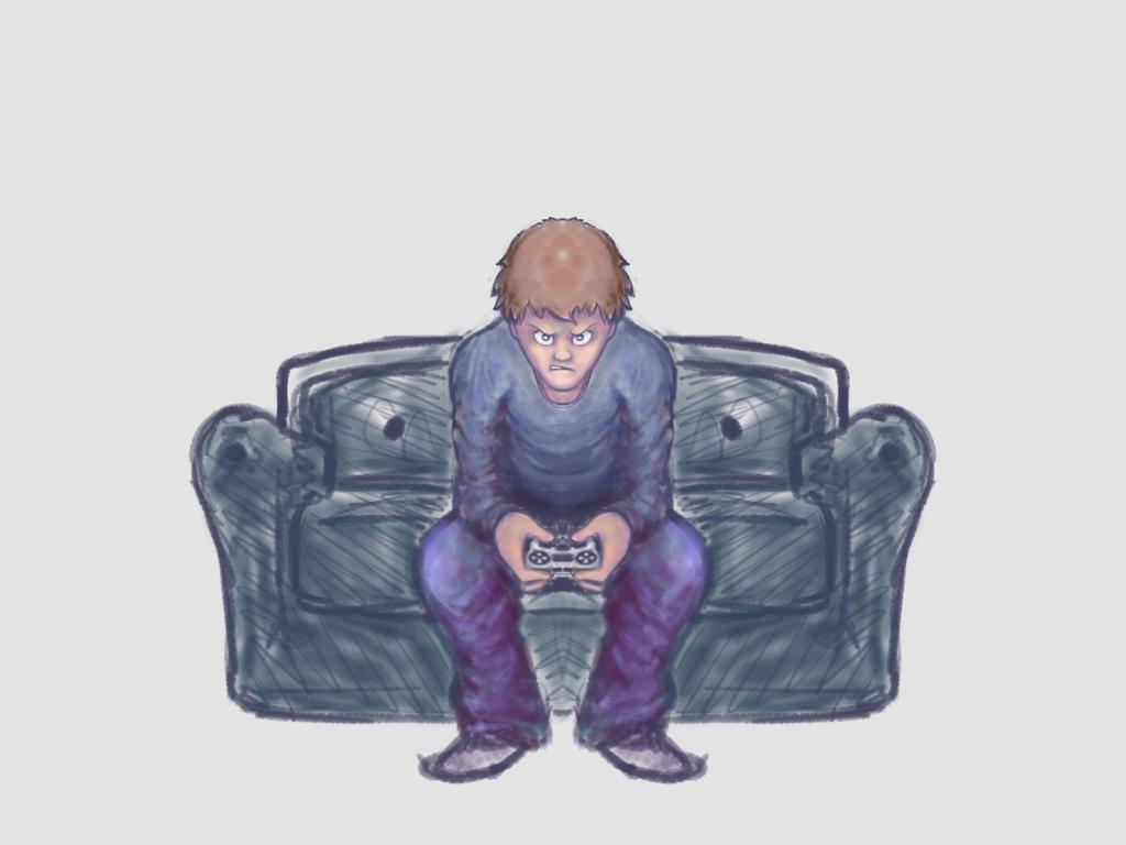 Gaming by reesebanke
