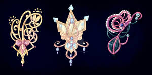 Adoptable Brooches -CLOSED-