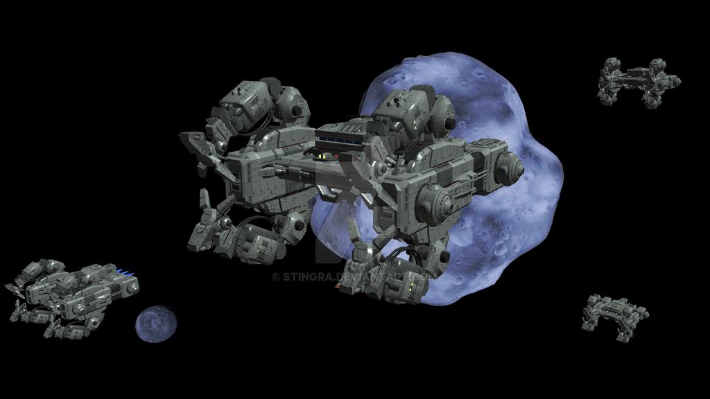 MIUV Type-8 Myrmidon by Stingra