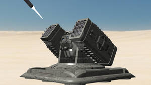 Portable Artillery Support System