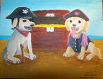 Commission - Salty Dogs