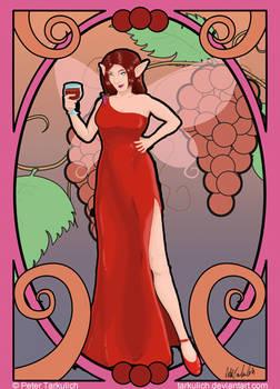 Red Wine Fairy