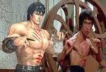 Enter The North Star (Bruce Lee tribute) by Sgtsoupie