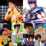 Happy birthday Bruce Lee, your legend continues on by Sgtsoupie
