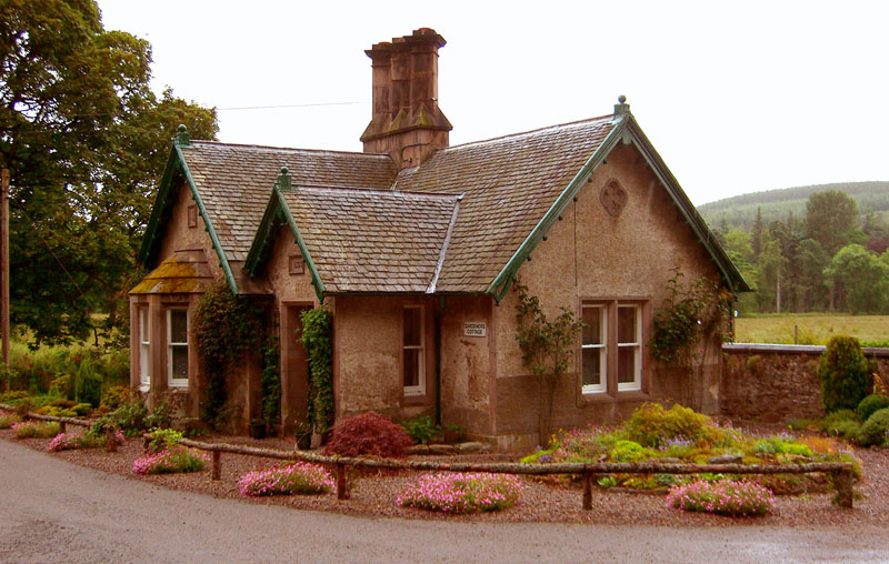 Scotland cottage by lottewp on deviantart for Scottish country cottages