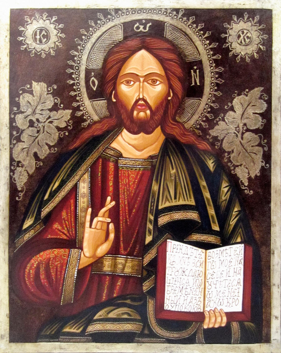Jesus Christ by GalleryZograf