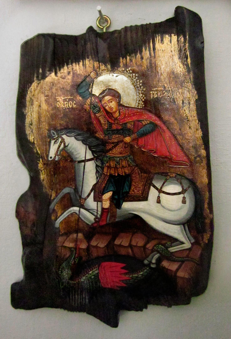 St. George by GalleryZograf