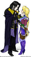 Collab. - Alucard and Sonia