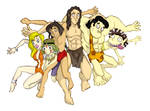 Into The Tarzan-Verse by sPitter