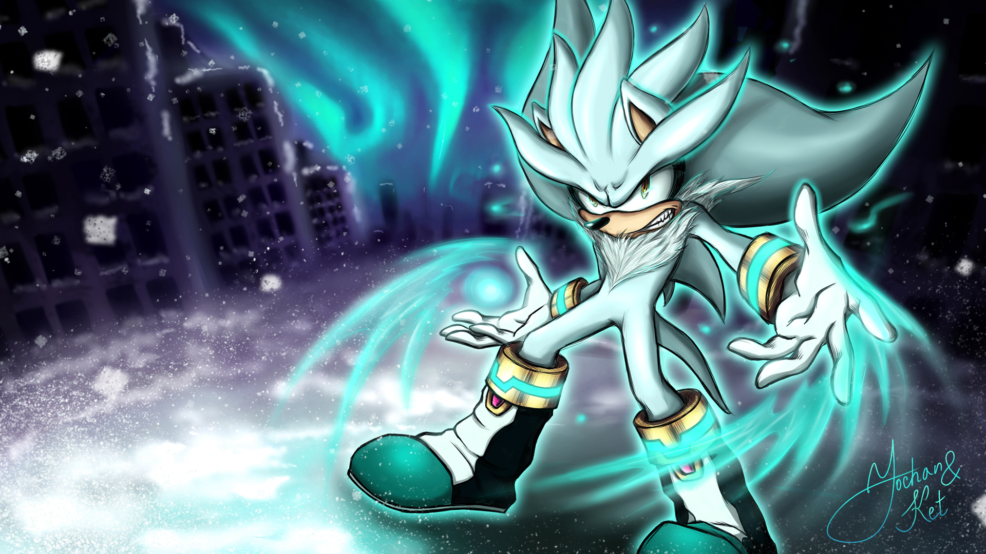 Silvers Rage By KetLike