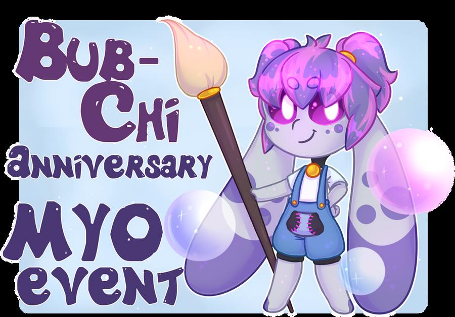 Bub-Chi MYO event! [CLOSED] by KetLike