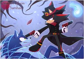 [Crimson Moon Samhain] 5. Final Shot