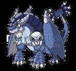 Monbattle: Brute Dragon