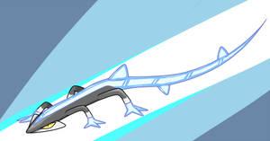 Lightning Lizard