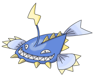 Goosefish Fakemon