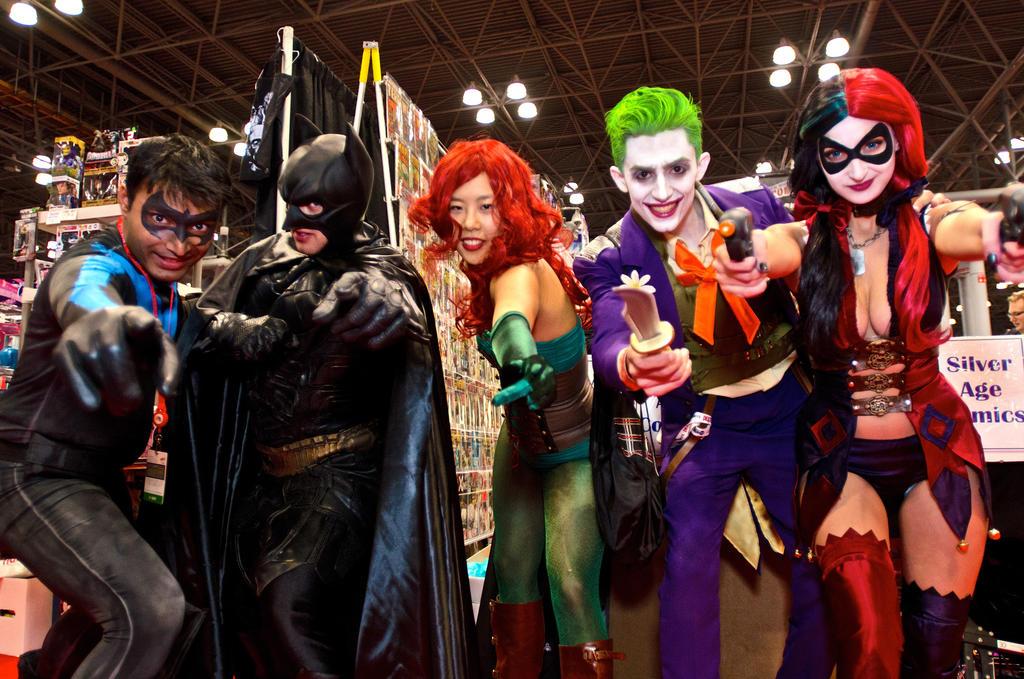 Gotham's Finest NYCC 2013 by lovingthor