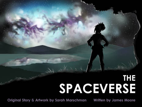 The Spaceverse Cover