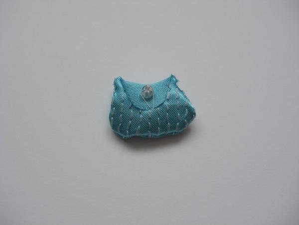 Miniature Clutch Bag by a-tin-sheep
