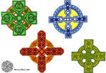 Flash - Celtic Crosses 1