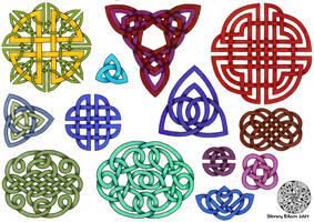 Flash - Celtic Knots 1 by sidneyeileen