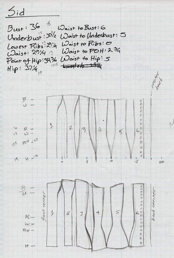 Victorian corset pattern by sidneyeileen on deviantart victorian corset pattern by sidneyeileen jeuxipadfo Gallery