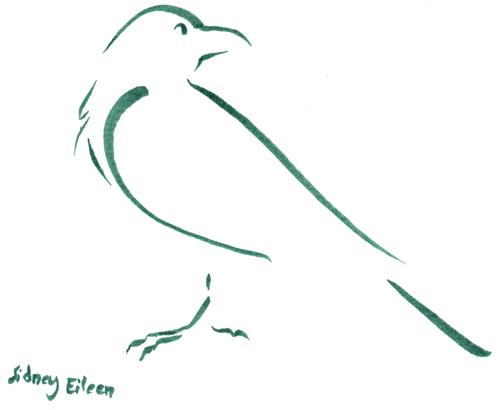 Minimalist Raven Tattoo: Min. Raven 1 By Sidneyeileen On DeviantArt