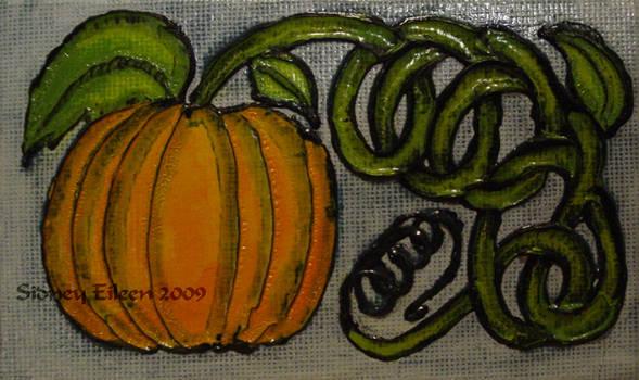 Celtic Pumpkin