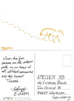 Traces of Fox