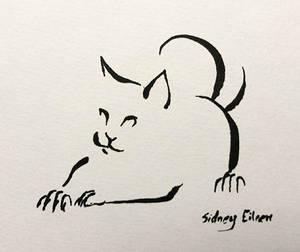 Minimalist Cat 12