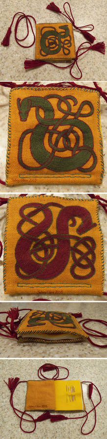 Great Wyrm Needle Book