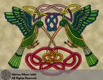 Celtic Hummingbirds