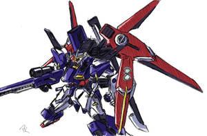 Destiny Gundam by V2Buster