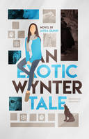 WATTPAD COVER | an exotic wynter tale by Diagonas