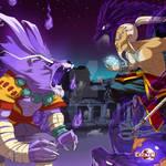 Feerik Games - Eredan iTCG - Revenge