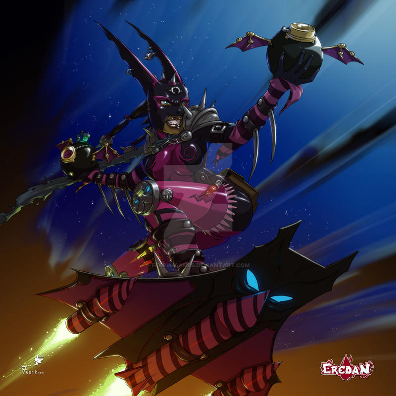 Feerik Games - Eredan iTCG - A Warrior's Fury by Feerik-Games