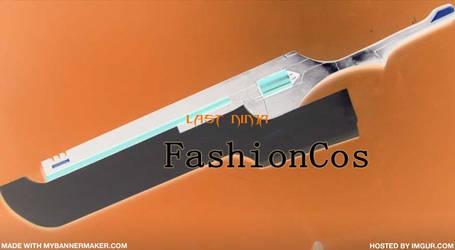Inverted ragna sword by lastninja2