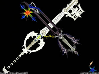 Inverted Oathkeeper and Oblivion by lastninja2