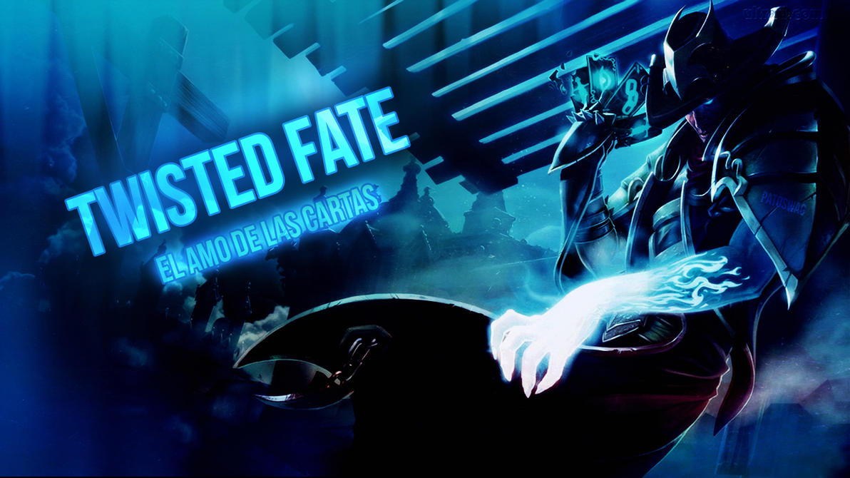 Twisted Fate Wallpaper League Of Legends By PatoSwag