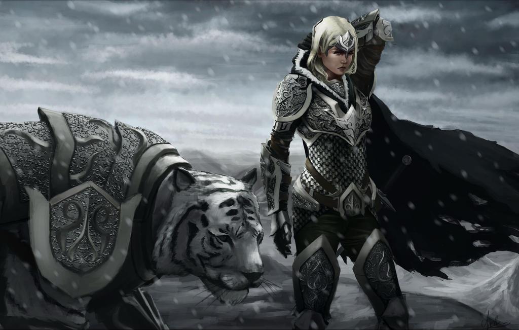 epic ice dragon wallpaper