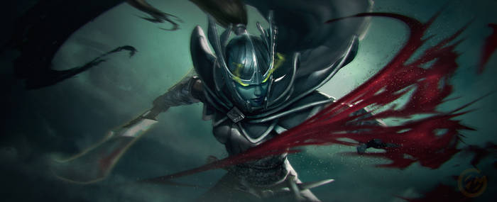 Phantom Assasin by DigitalSashimi
